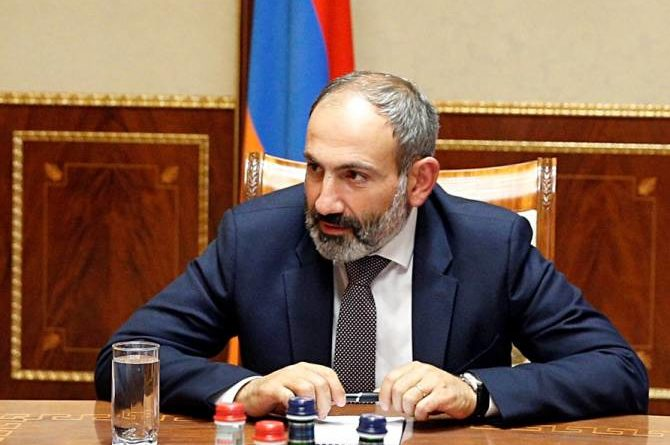Pashinyan suggested Ashotyan to publish incident data