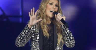 Celine Dion will perform at a concert on Republic Square